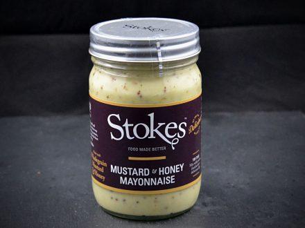 Carnmigos Stokes Mustard and Honey Mayonnaise